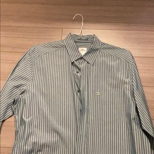 Lacoste long sleeve button down